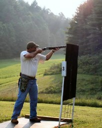Practical Shooting Matches; Three-Gun Matches; Shotgun Shooting